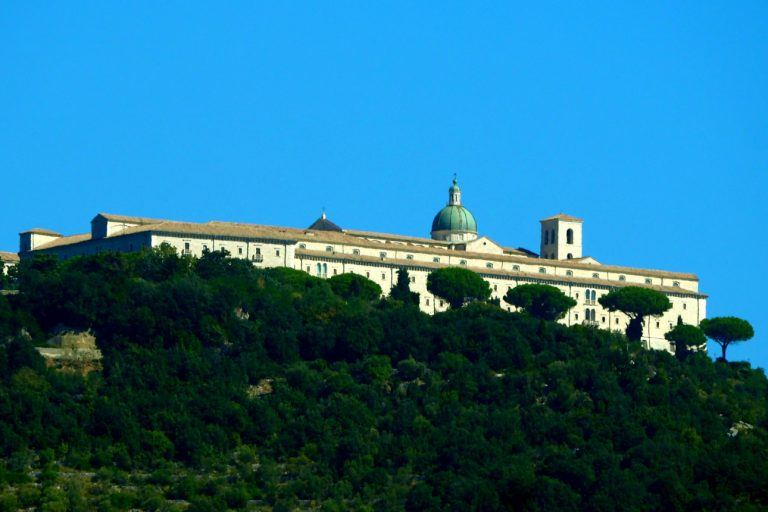 Monte Cassino Klasztor