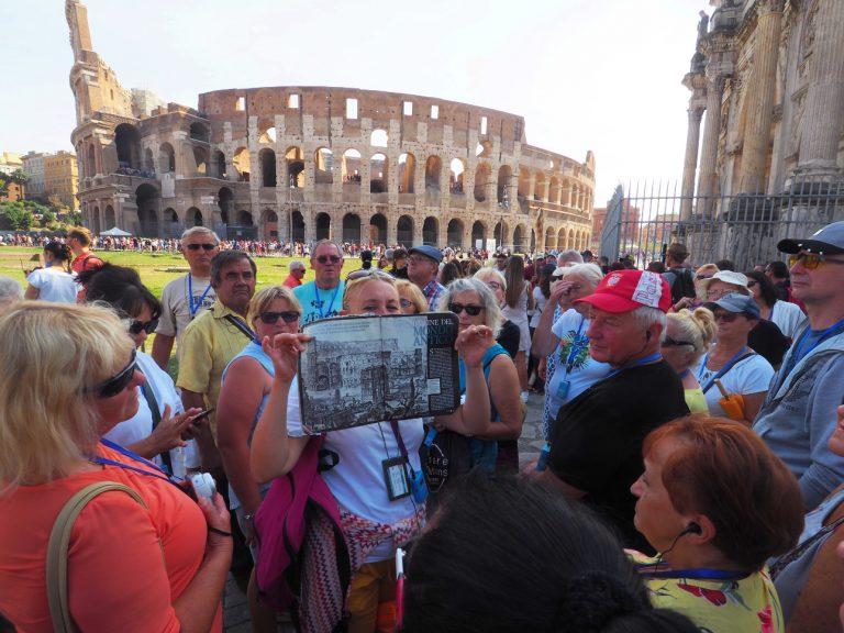Rzym - Koloseum #1