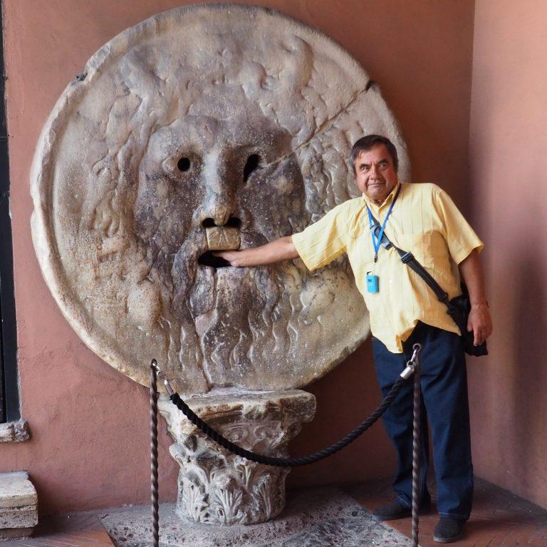 Rzym - Usta Prawdy #2