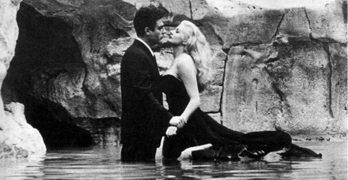 La dolce vita, Federico Fellini