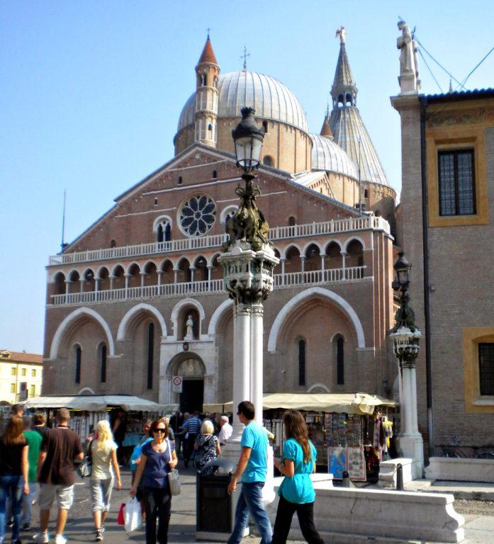 Bazylika św. Antoniego w Padwie #1