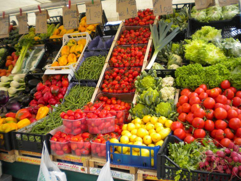 Piazza dei Frutti, Padwa